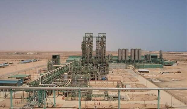 В10 раз увеличила Ливия добычу нефти