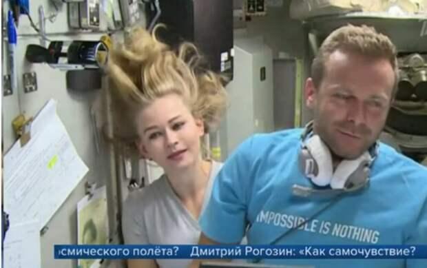 Рогозин рассказал, чем занимаются Пересильд и Шипенко на МКС