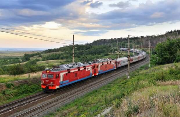 Первый круизный поезд в России запустят через Ростовскую область