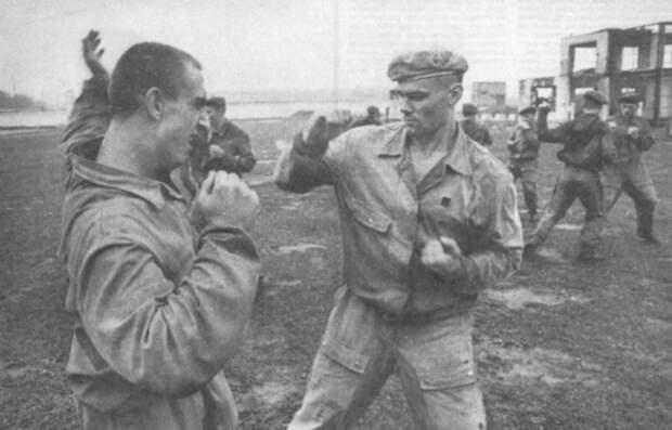 Какие боевые искусства изучали сотрудники КГБ