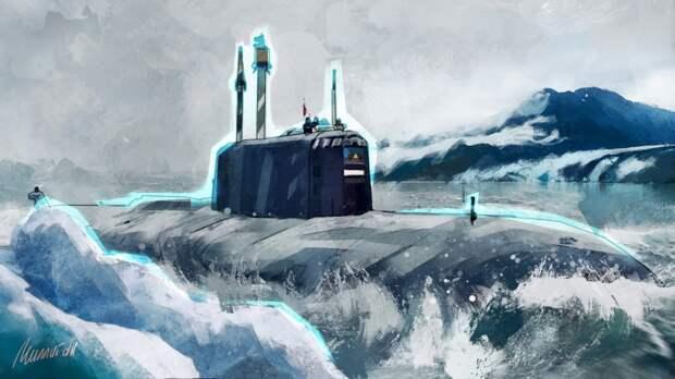 Forbes: дьявольские субмарины ВМФ РФ помогут США заработать