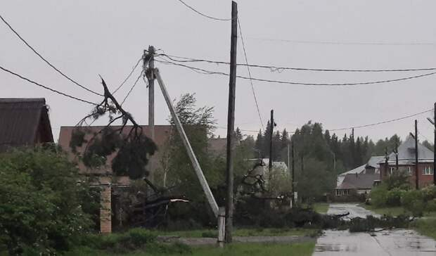 МЧС предупреждает жителей Тюменской области о штормовом ветре 18 мая