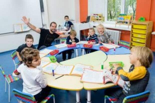 Английский детский сад в Москве