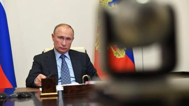 """Владимир Путин оборвал позитивные доклады чиновников: """"Что у нас здесь происходит?"""""""