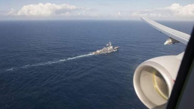 США готовятся к военным действиям в Черноморском регионе