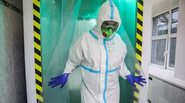 Российские медики выявили менее 9 тысяч новых случаев коронавируса за сутки