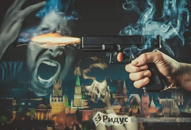 Россияне стали все чаще применять травматическое оружие