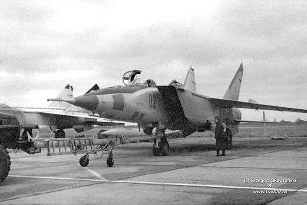 Вот он, МиГ-37 был разработан в СССР – прототип всех хваленых «стелс-истребителей» США