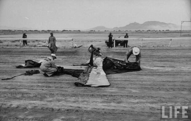 Настоящий надувной самолет, который был создан во время Второй мировой войны