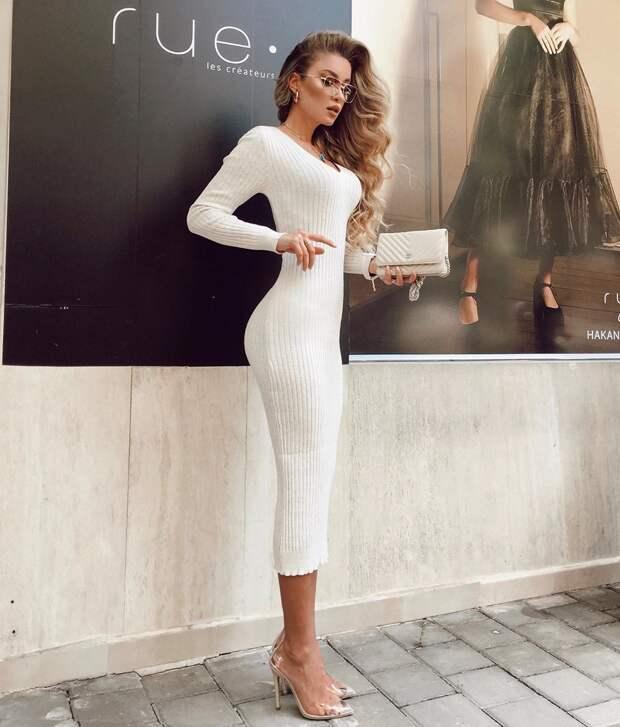 платье лапша фото 2