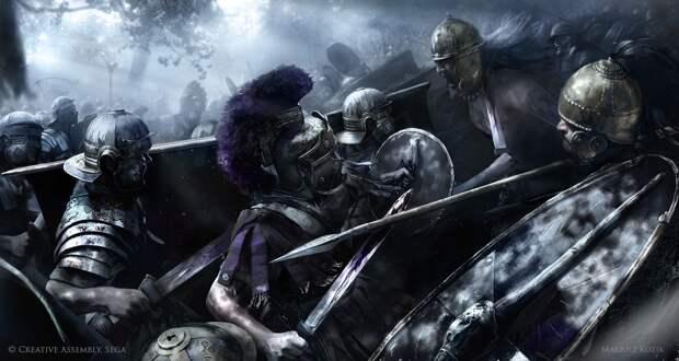 Топ-10 лучших игр из серии Total War