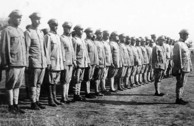 Зачем в 1940 году в Китай тайно перебросили полк спецназа Красной Армии