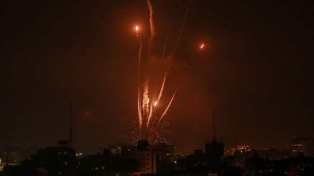 Сирены воздушной тревоги сработали в нескольких городах на юге Израиля