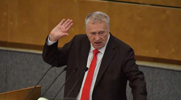 Люди выходят из партии Владимира Жириновского