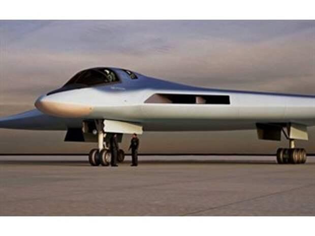 В России строятся стразу несколько бомбардировщиков ПАК ДА
