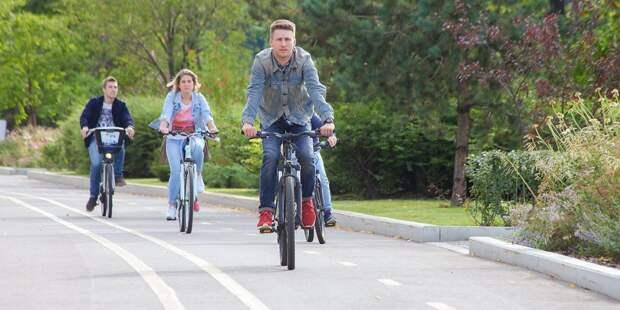 Жители Южного Медведкова в День города смогут арендовать велосипеды всего за пять рублей в сутки