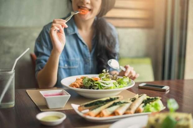 Здоровые и вредные привычки для пищеварения