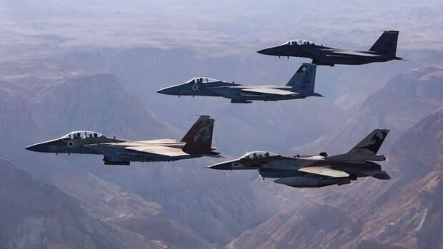 В Сирии из-за ударов ВВС Израиля погибли пять военнослужащих