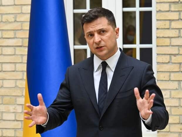 Зеленский: Украина делает все, чтобы вернуть оккупированный Россией Крым