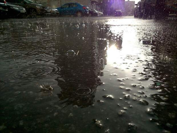 Кратковременные дожди и грозы придут в Удмуртию в четверг