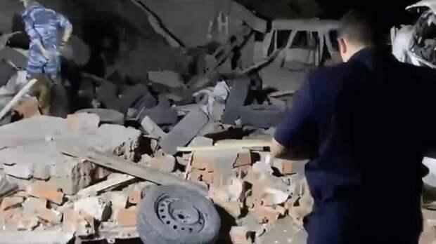 Человек погиб в результате взрыва газа в Краснодаре