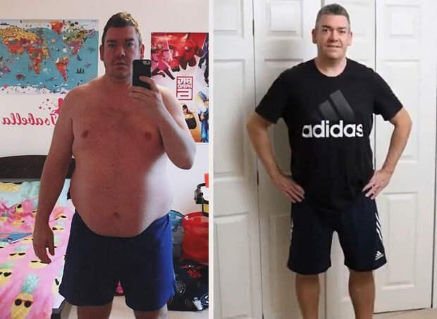 Британец решить похудеть и сделал на это ставку у букмекера