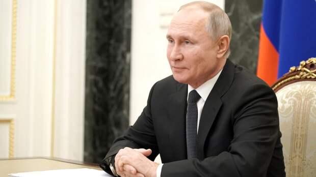 Владимир Путин поздравил Асада с 75-й годовщиной независимости Сирии