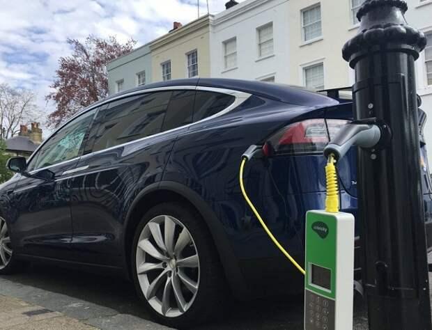 Взлом зарядки для электрокаров может привести к катастрофе