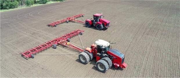 Российские компании выпустили новые модели сельхозтехники