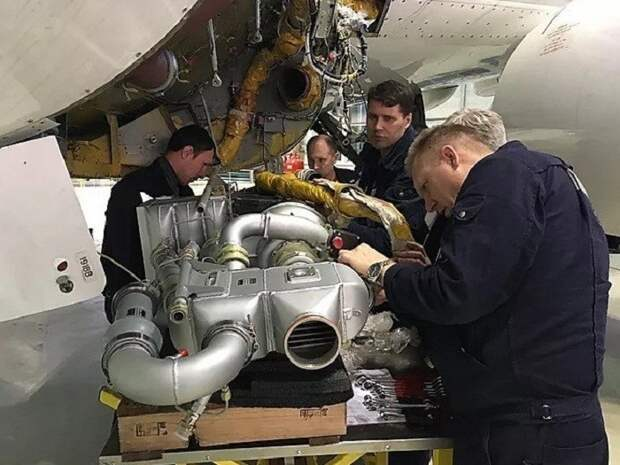 Начаты испытания установки охлаждения воздуха отечественного производства для самолета SSJ-NEW
