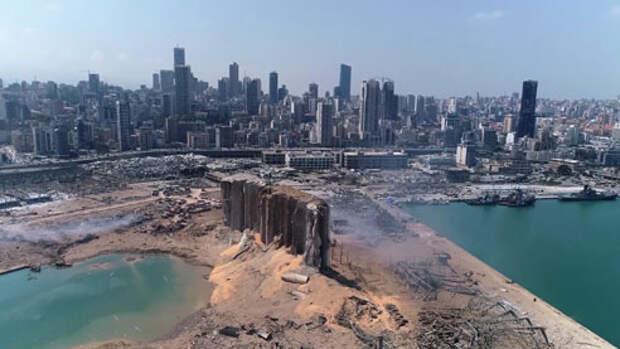 Бейрут: жизнь после взрыва