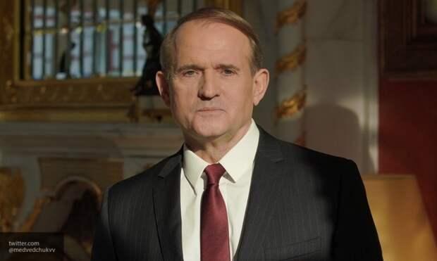 Медведчук обвинил премьера Гончарука во лжи после значительного роста задолженности по ЖКХ