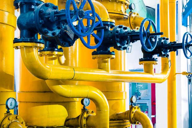 Украинский газ на 100 млрд рублей оказался в залоге в России