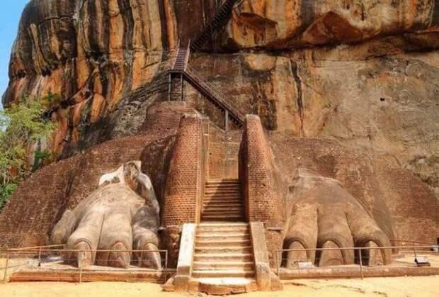 10 легендарных затерянных городов, обнаруженные современными учёными