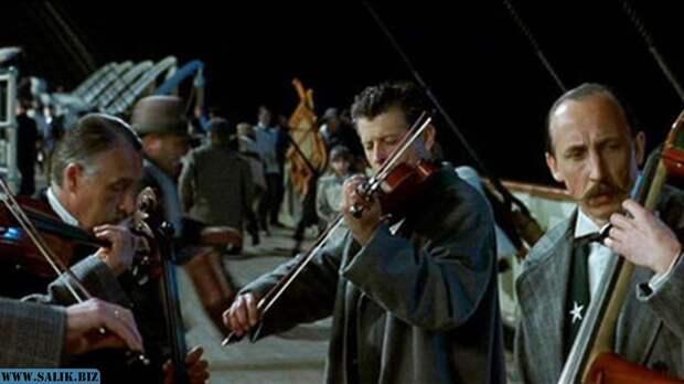 Тайна скрипки «Титаника»