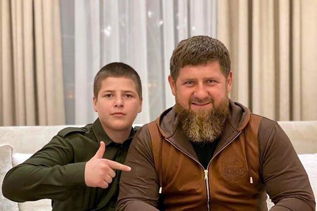 Кадыров поставил пост главы Чечни на победу сына в драке с блогером