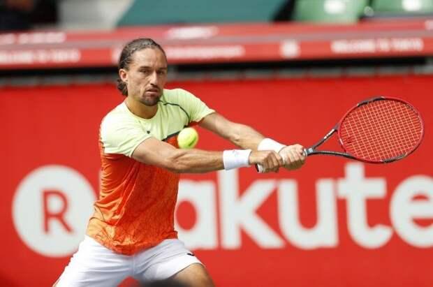 Украинский теннисист Александр Долгополов объявил о завершении карьеры