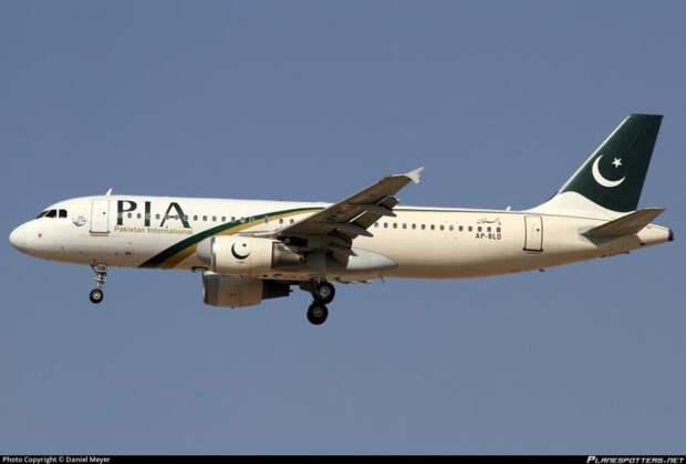Появился предварительный отчёт по пакистанскому A320–214 AP–BLD, разбившемуся 22 мая