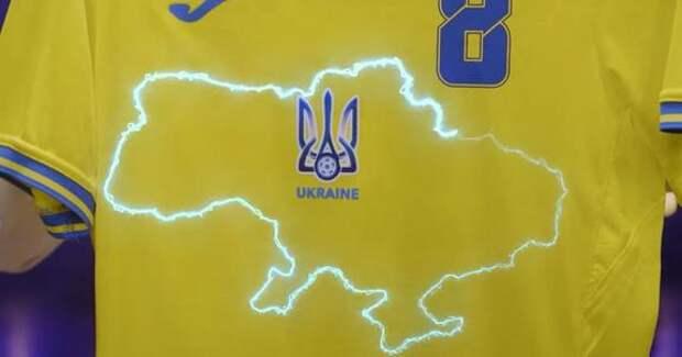 Украинскую футбольную сборную «присоединили» к российскому Крыму