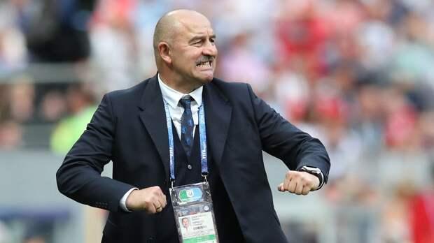 Черчесов оценил игру Головина и Миранчука в матче с Мальтой