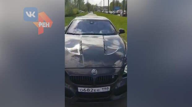 В Петербурге арестовали автохама, напавшего на подростка за замечание