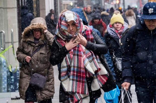 Холодная зима отрезвила Европу. Теперь даже поляки захотели российский газ.