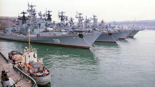 Поздравление Главы администрации Симферопольского района с Днем Черноморского Флота ВМФ России
