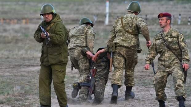 Сержант ВСУ расстрелял двух сослуживцев наДонбассе