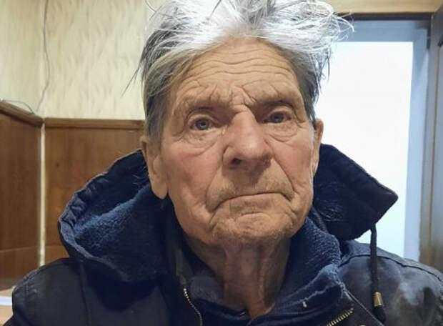 Мужчина 87 лет без вести пропал в Шелехове
