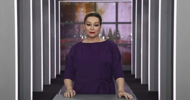 Аронова стала ведущей нового шоу на «Первом»