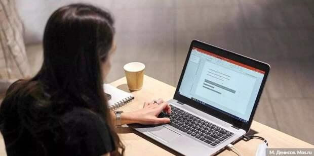 Сергунина подвела итоги молодежного образовательного проекта «Бизнес-уик-энд»/Фото: М. Денисов mos.ru