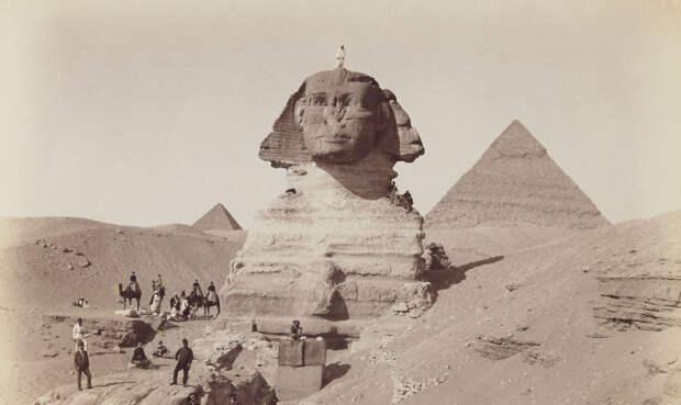 Откуда на самом деле в Египте пирамиды