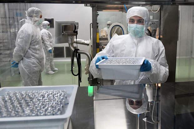 Путин объявил о скором запуске четвертой вакцины от коронавируса