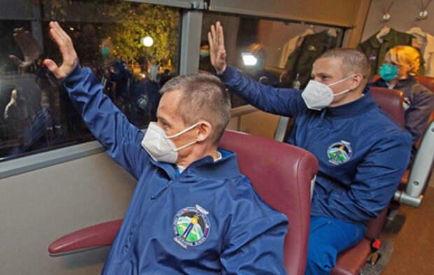 Российские космонавты рассказали о жизни на МКС